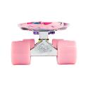 Deskorolka Print Fish Skateboards Cookies/Silver/Sum-Pink