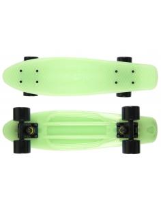 Deskorolka Fish Skateboards Glow Green/Black/Black