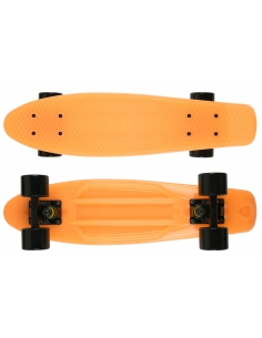 Deskorolka Fish Skateboards Glow Orange/Black/Black