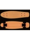 Deskorolka Fish Skateboards Glow Orange/Black/Black