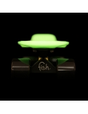 Deskorolka Fish Skateboards Glow Green/Black/Black