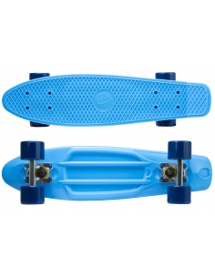 Deskorolka Fish Skateboards Classic Blue/Silver/Navy