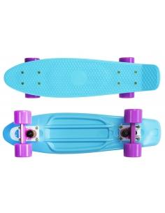 Deskorolka Fish Skateboards Summer Blue/Purple-White/Purple