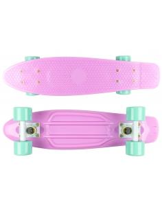 Deskorolka Fish Skateboars Summer Purple/White/Sum-Green