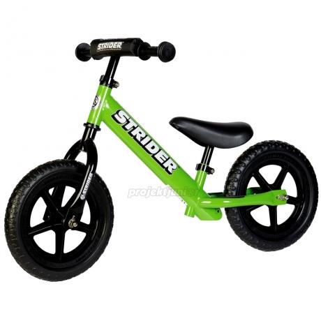 Rowerek biegowy STRIDER SPORT zielony