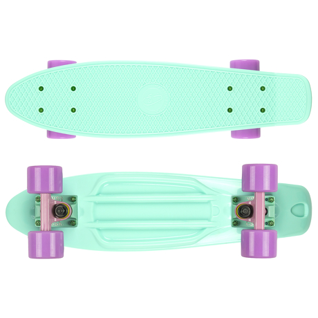 Deskorolka Fish Skateboards Summer Green/Sum-Gre-Sum-Pur/Sum-Purple