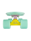 Deskorolka Fish Skateboards Summer Green/Sum-Purple-Yellow/Sum-Green