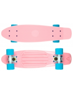 Deskorolka Fish Skateboards Summer Pink/White/Blue