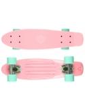Deskorolka Fish Skateboards Summer Pink/Silver/Sum Green