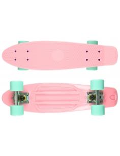 Deskorolka Fish Skateboards Summer Pink/Silver/Sum-Green