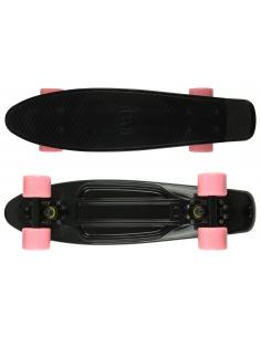Deskorolka Fish Skateboards Black/Black/Sum-Pink