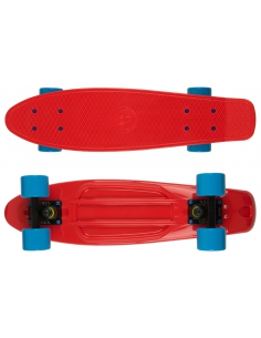 Deskorolka Fish Skateboards Red/Black/Blue