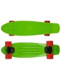 Deskorolka Fish Skateboards Green/Black/Red