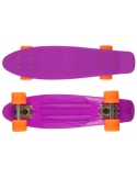 Deskorolka Fish Skateboards Purple/Silver/Orange