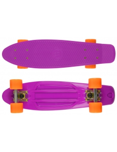 Deskorolka Fish Skateboards Purple/Silver/Orange