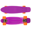 Review for Deskorolka Fish Skateboards Purple/Silver/Orange