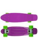 Deskorolka Fish Skateboards Purple/White/Green