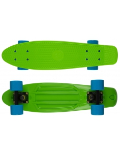 Deskorolka Fish Skateboards Green/Black/Blue