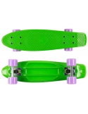 Deskorolka Fish Skateboards Green/Silver/Sum-Purple