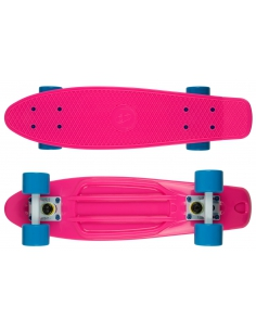 Deskorolka Fish Skateboards Pink/White/Blue