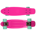 Review for Deskorolka Fish Skateboards Magenta/Silver/Sum-Green