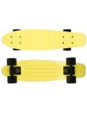 Deskorolka Fish Skateboards Summer Yellow/Black/Black