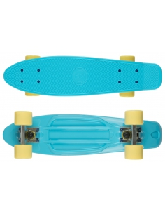 Deskorolka Fish Skateboards Summer Blue/Silver/Sum-Yellow