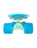 Deskorolka Fish Skateboards Summer Blue/Sum-Green/Sum-Blue
