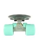 Deskorolka Fish Skateboards Grey/Grey/Summer Green