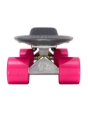 Deskorolka Fish Skateboards Grey/Silver/Pink