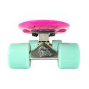Deskorolka Fish Skateboards Magenta/Silver/Sum-Green