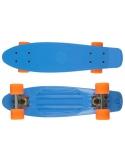 Deskorolka Fish Skateboards Blue/Silver/Orange