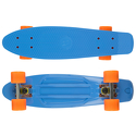 Review for Deskorolka Fish Skateboards Blue/Silver/Orange