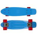 Review for Deskorolka Fish Skateboards Blue/Silver/Transparent Red