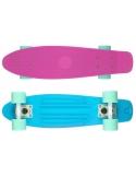 Deskorolka Fish Skateboards 2 Color Pink_Blue/White/Sum-Green