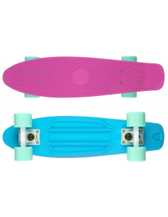 Deskorolka Fish Skateboards 2 Color Pink_Blue/White/Sum-Green