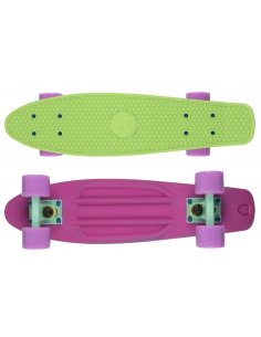 Deskorolka Fish Skateboards 2 Color Sum-Green_Sum-Purple/Sum-Green/Sum-Purple