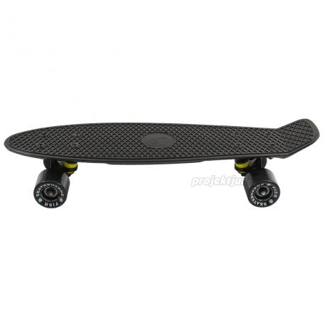 Deskorolka Fish Skateboards Black/Black/Black