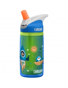 Termiczny bidon Camelbak Eddy Kids Insulated 0,4l Blue Rockets