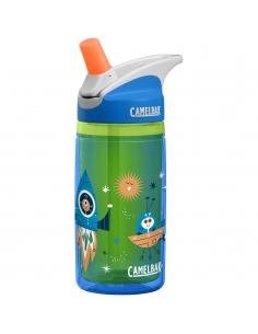 Termiczny bidon Camelbak Eddy Kids Insulated 0,4l Blue Rockets