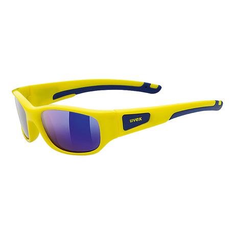 Okulary przeciwsłoneczne dla dzieci Uvex Sportstyle 506 Yellow