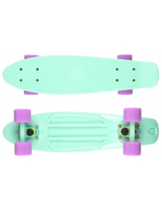 Deskorolka Fish Skateboards Summer Green/Sum-Green/Sum-Purple