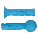 Niebiesko neonowy klakson do hulajnóg Mini Micro oraz Maxi Micro