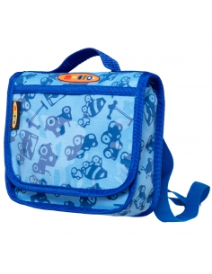 Plecak Micro na hulajnogę niebieski