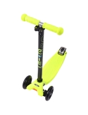 Hulajnoga Maxi Micro neonowa żółta neon yellow MM0243