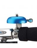 Dzwonek Micro metalowy niebieski