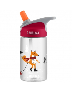 Bidon Camelbak Eddy Kids 0,4l Foxes on ice