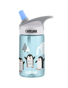 Bidon Camelbak Eddy Kids 0,4l Playful Penguins