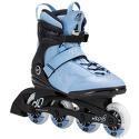 Rolki damskie K2 Alexis 80 PRO Black/Blue