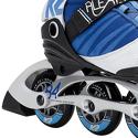 Rolki damskie K2 Alexis 84 BOA White/Blue